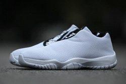 Air Jordan Future Low White Black 1