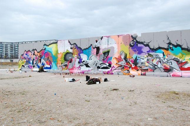 Overkill Berlin Wall 6 1