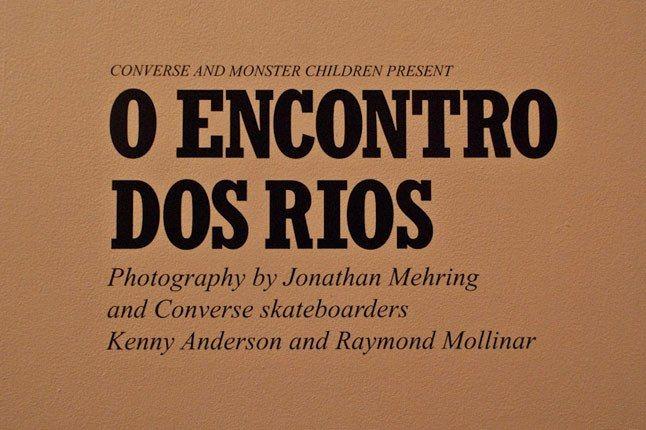 Converse O Encontro Dos Rios 11 1