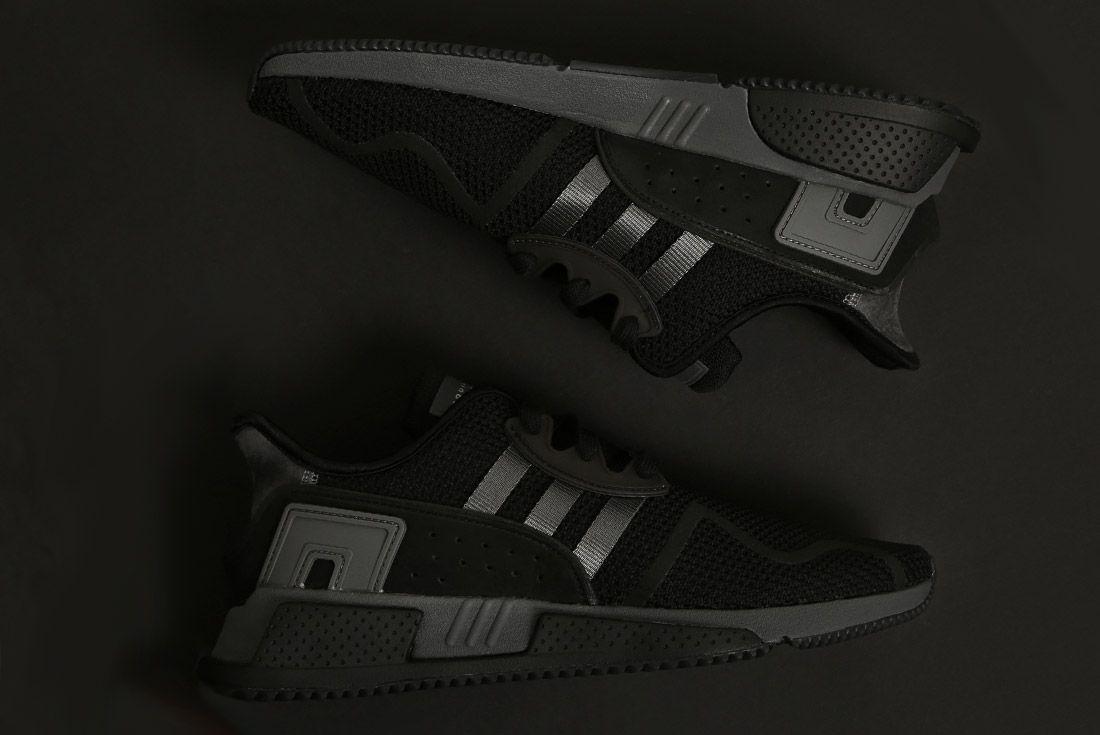 Adidas Eqt Triple Black 2