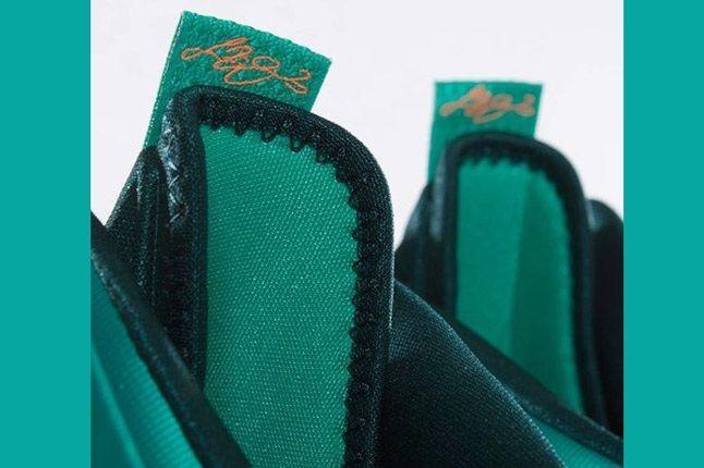 Nike Lebron X Dolphins European Release Autograph Tags 1