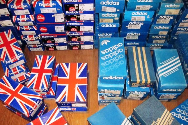 Reebok Adidas 1