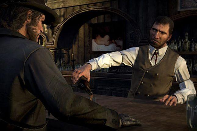 Red Dead Redemption Rockstar 1 1