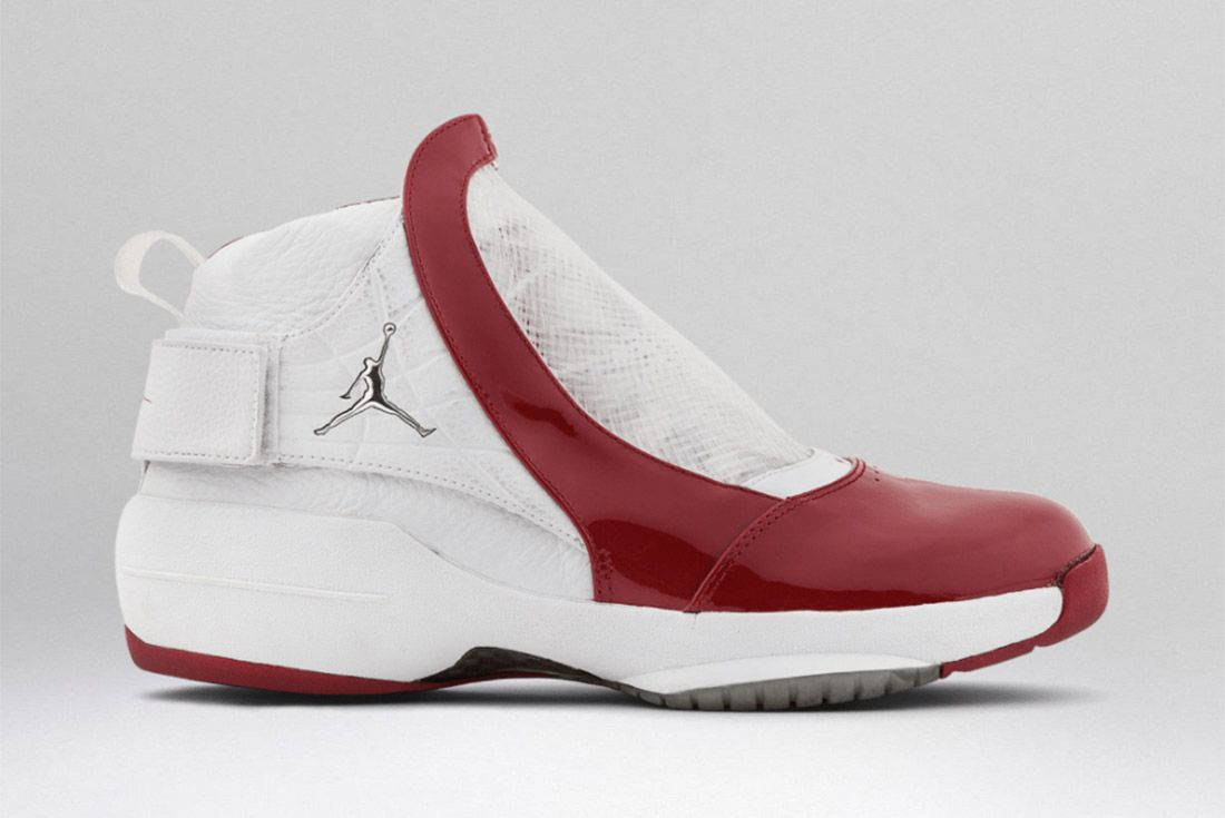 Material Matters Jordan Brand Air Jordan 19