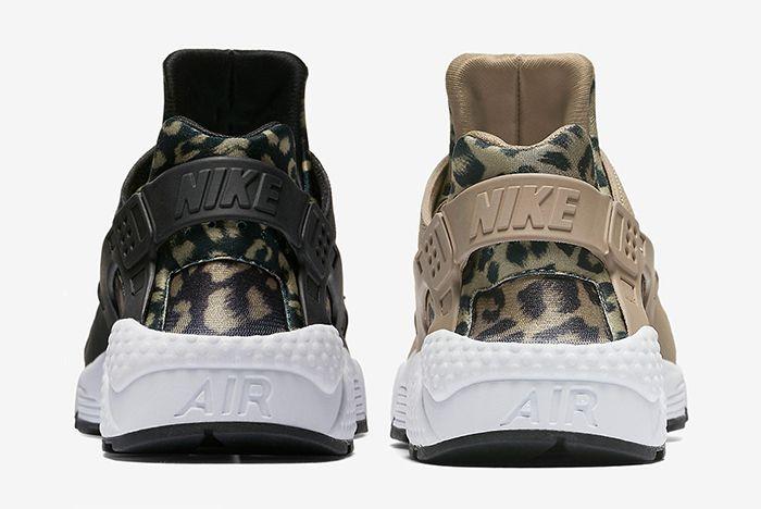 Nike Air Huarache Leopard Pack 7