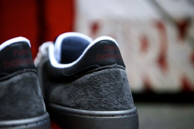 New Balance 990 Made In Usa Charcoal Grey 9