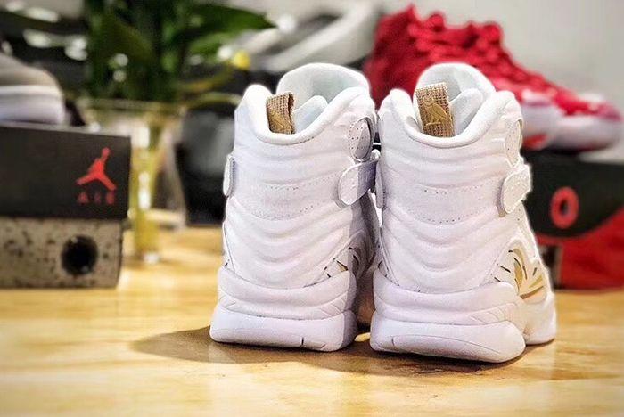 Drake X Air Jordan 8 Ovo Sneaker Freaker 3