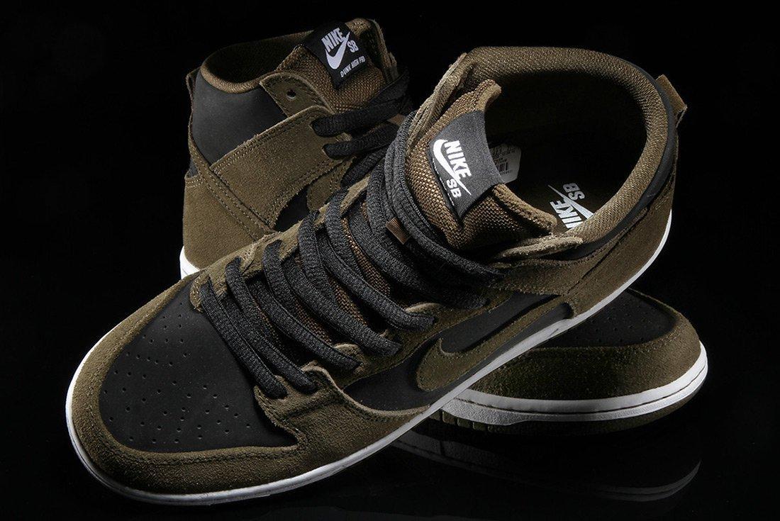 Nike Zoom Dunk High Dark Loden 1