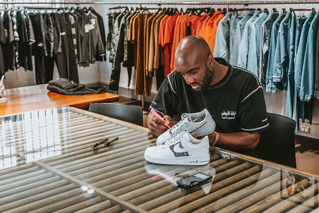 Virgil Abloh Nike Sydney 2017 6