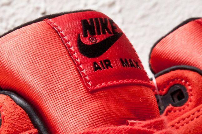 Nike Air Max 1 Prm Red Blk Label 1
