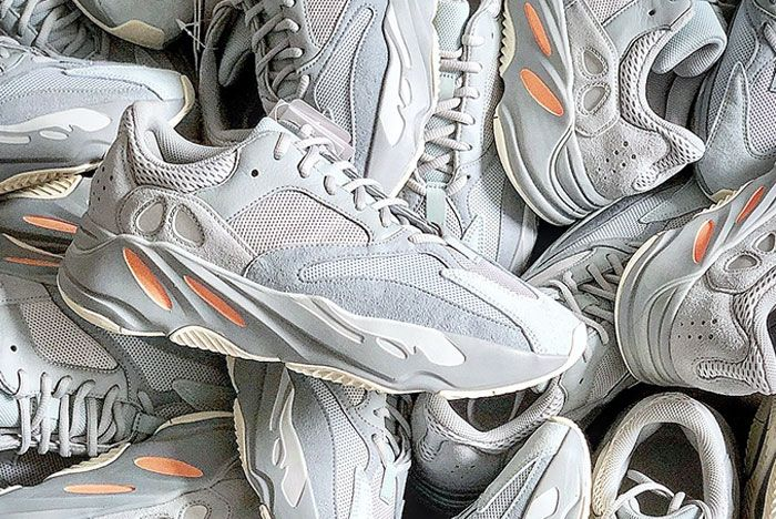 Adidas Yeezy Boost 700 Pile