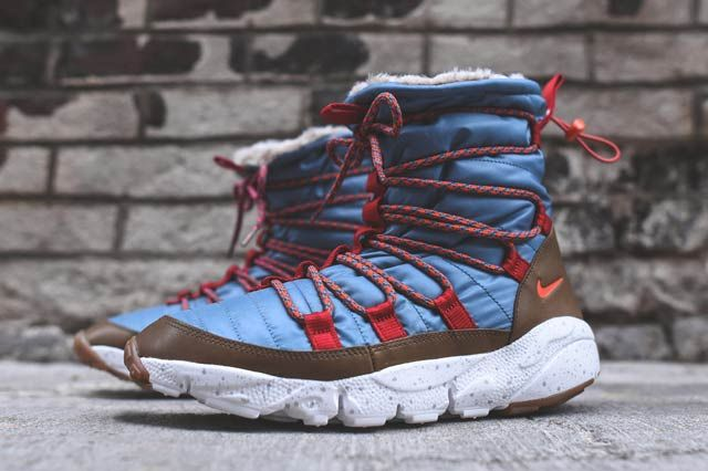 Nike Footscape Route Sneakerboot Sp Pack9