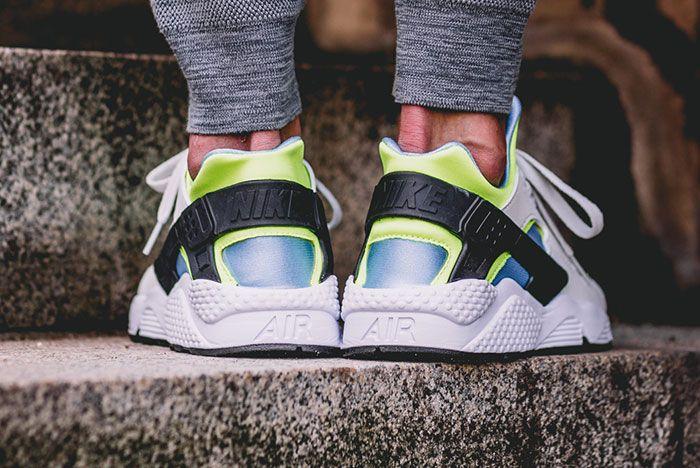 Nike Air Huarache Barely Volt 7