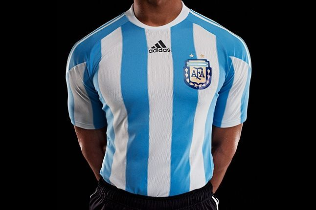 Adidas Argentina World Cup Kit 2 1