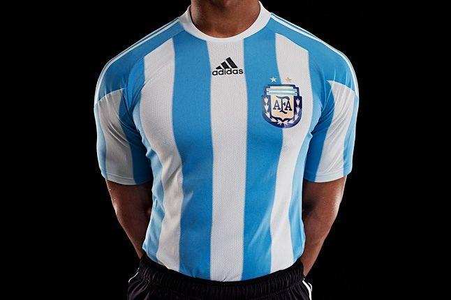 Adidas Argentina World Cup Kit 2 1