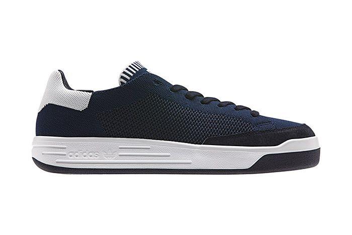 Adidas Rod Laver Primeknit Pk Navy 2