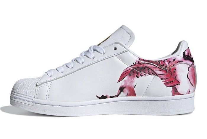 Adidas Superstar Year Of The Rat 2