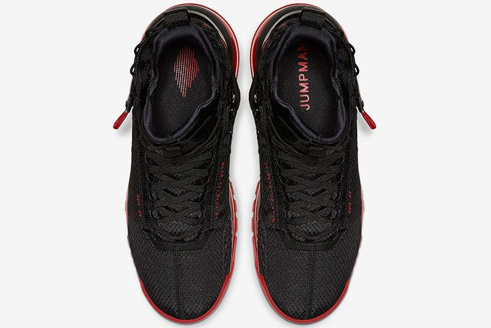 Jordan Proto Max 720 Black Red Stop