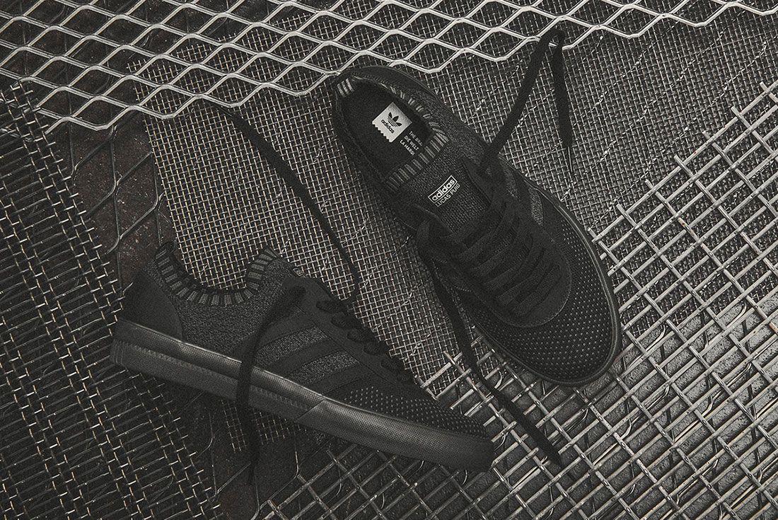 Adidas Lucas Premiere Adv Primeknit Triple Black 6