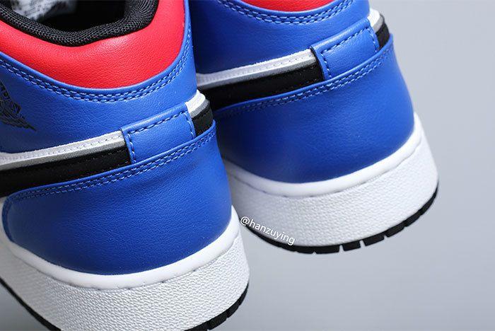 Air Jordan 1 Mid 9