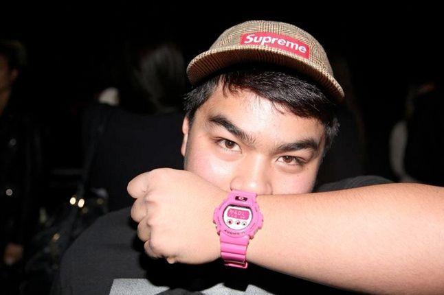 G Shock Sydney Party Pink 1