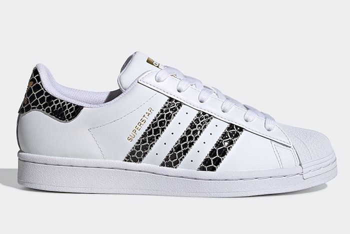 Adidas Superstar Snakeskin Fv3294 Lateral