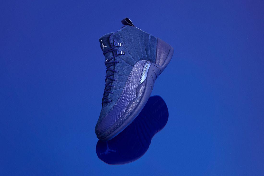 Air Jordan 12 Royal Blue 7