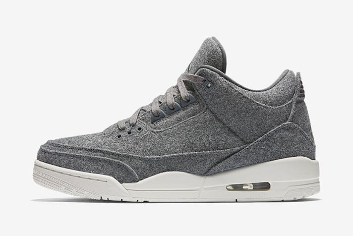 Air Jordan 3 Wool 1