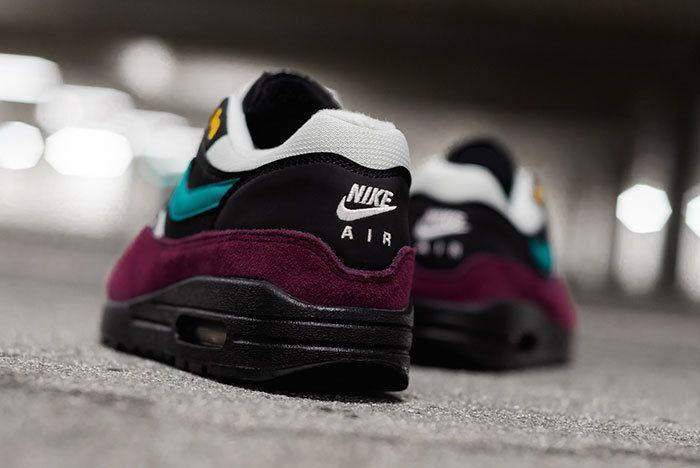 Nike Air Max 1 Womens Bordeaux 2
