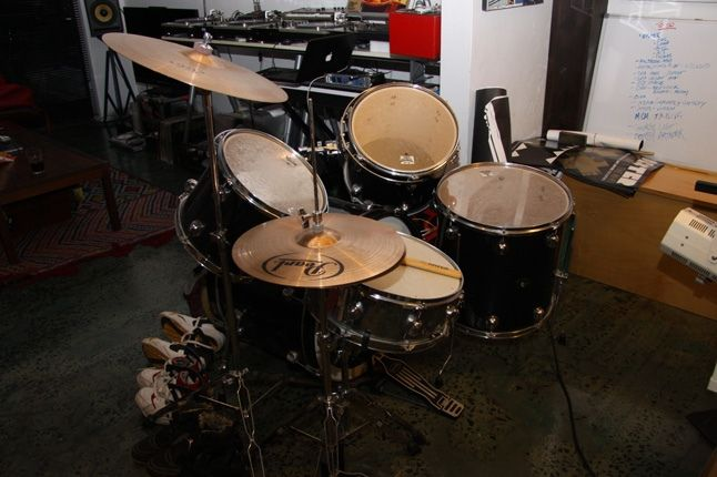 Dexter Drum Kit 2 1