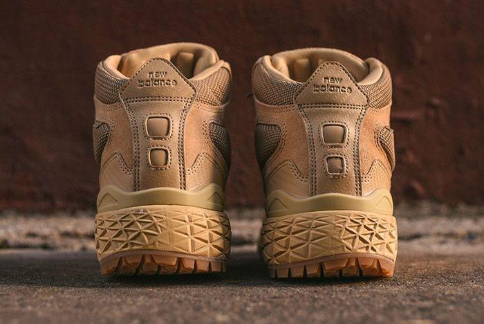 New Balance Fresh Foam Paradox Boot Camel 6