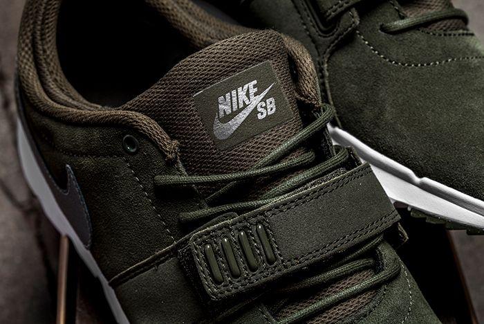 Nike Sb Trainerendor Green 3
