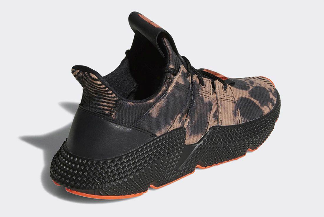 Adidas Prophere Black Denim 6