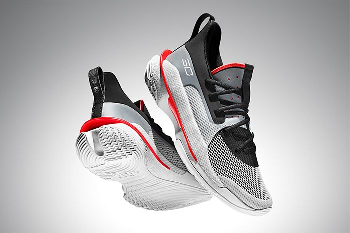 Under Armour Curry 7 Undrtd Release Date Pair
