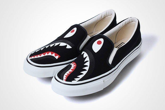 Bape Shark Slip On Thumb