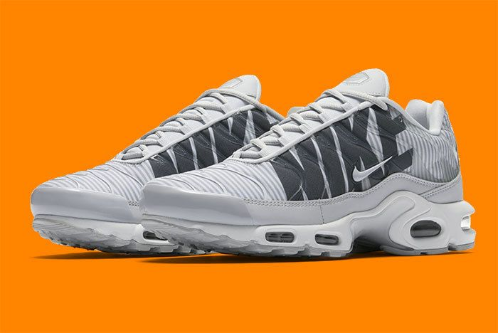 Nike Air Max Plus Stripes Grey 1
