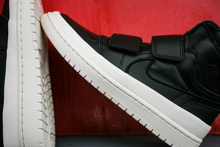 Air Jordan 1 Double Strap Black Sail 3 Sneaker Freaker