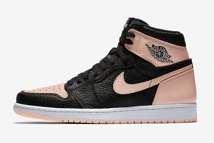 Nike Air Jordan 1 Crimson Tint Left