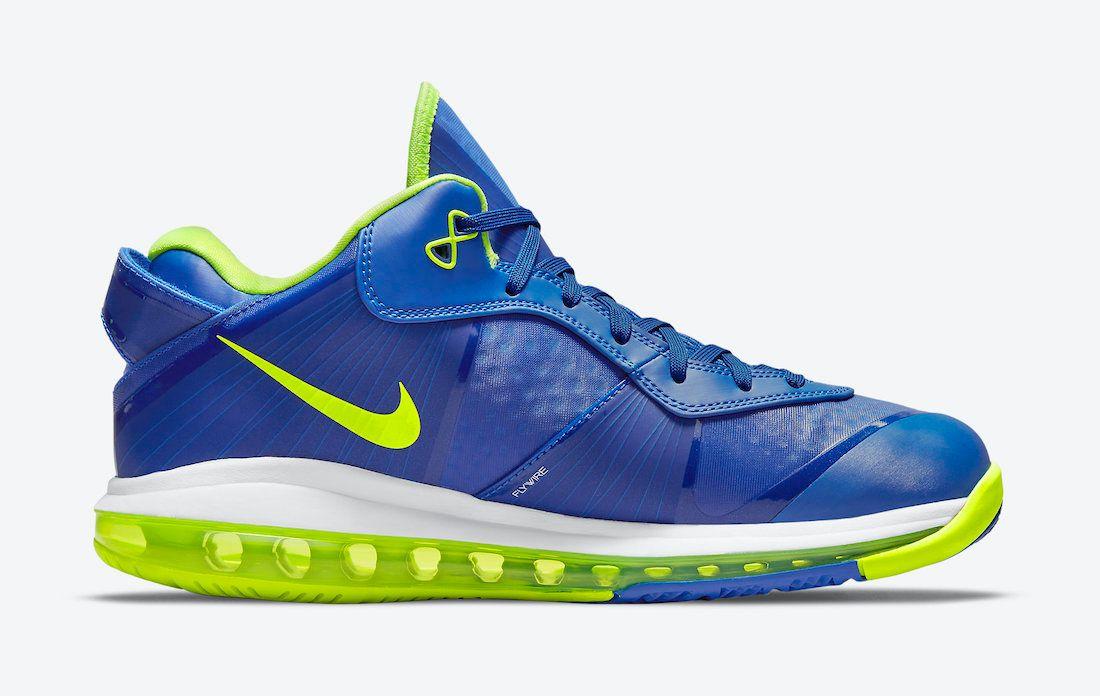 Nike LeBron 8 V/2 Low 'Sprite'