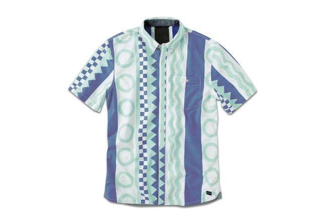 Vans Otw Kitu Print Portmore Shirt 1