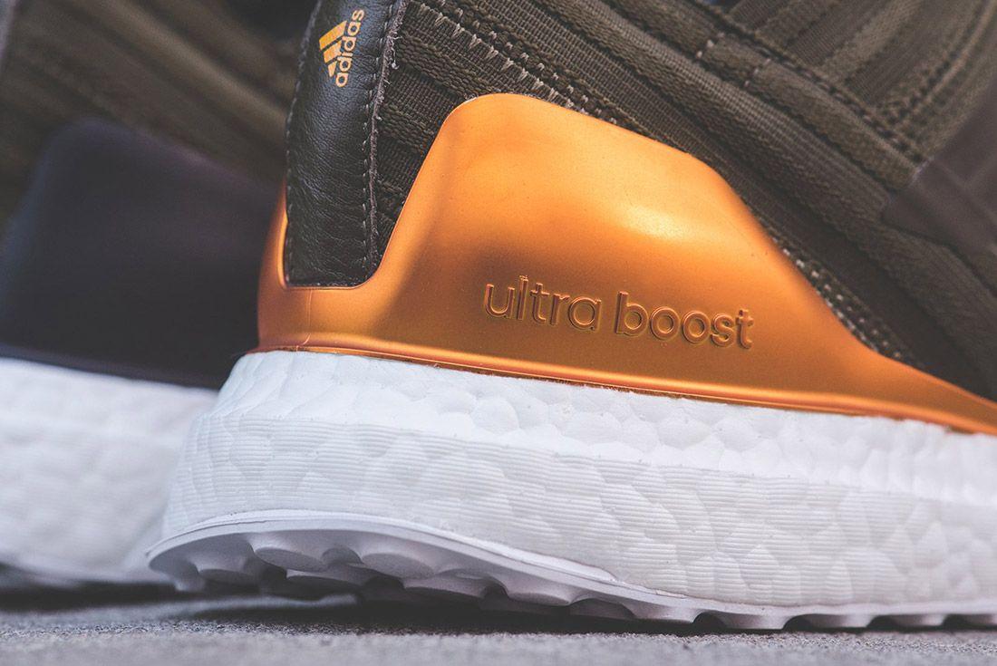 Kith Adidas Nemeziz Brown 16