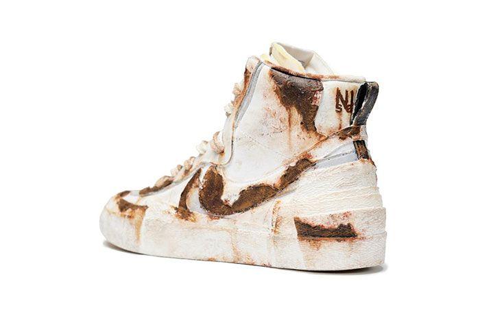 Sacai Nike Blazer Mid Rusted Heel
