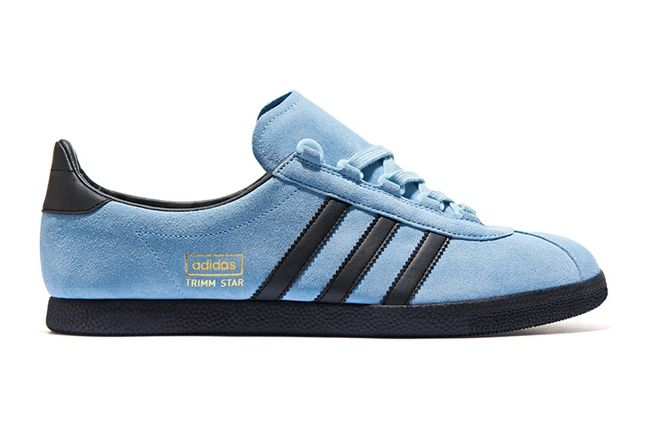 Adidas Trimm Star Argentina Blue Profile 1
