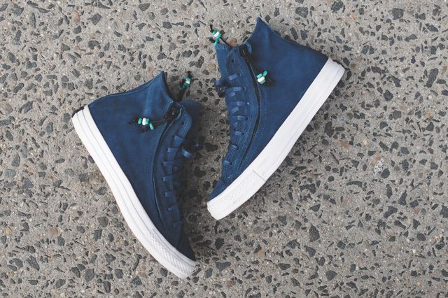 Converse Chuck Taylor All Star Zip Burnished Suede Pack 7