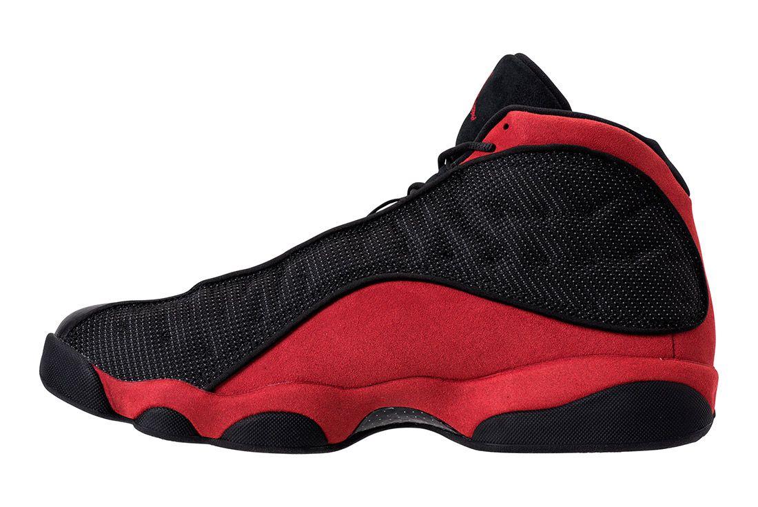 Air Jordan 13 Black Red Bred Retro 5