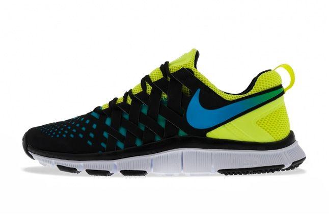 Nike Free Trainer 5 Volt Current Blue 2 1
