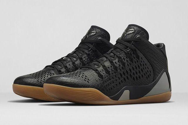 Nike Kobe 9 Ext Black Black 6