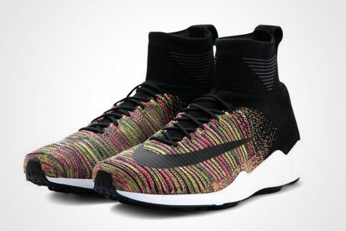 Nike Mercurial Ix Flyknit Multicolour Thumb