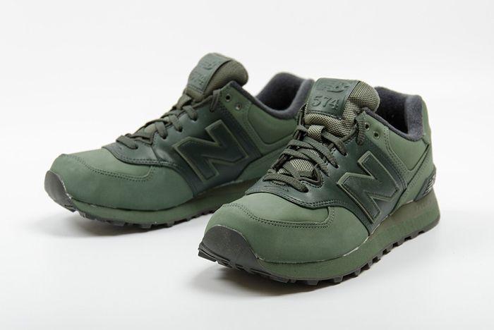 New Balance 574 Military Green 3