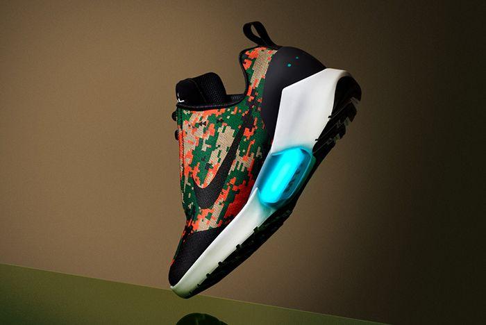 Nike Hyperadapt Team Orange Sneaker Freaker 6